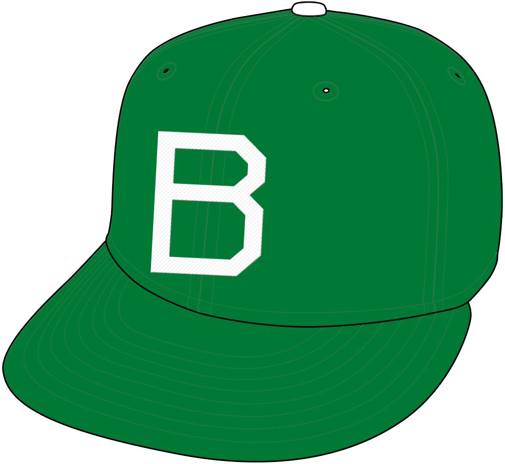 Brooklyn Dodgers Cap Cap (1937) -  SportsLogos.Net