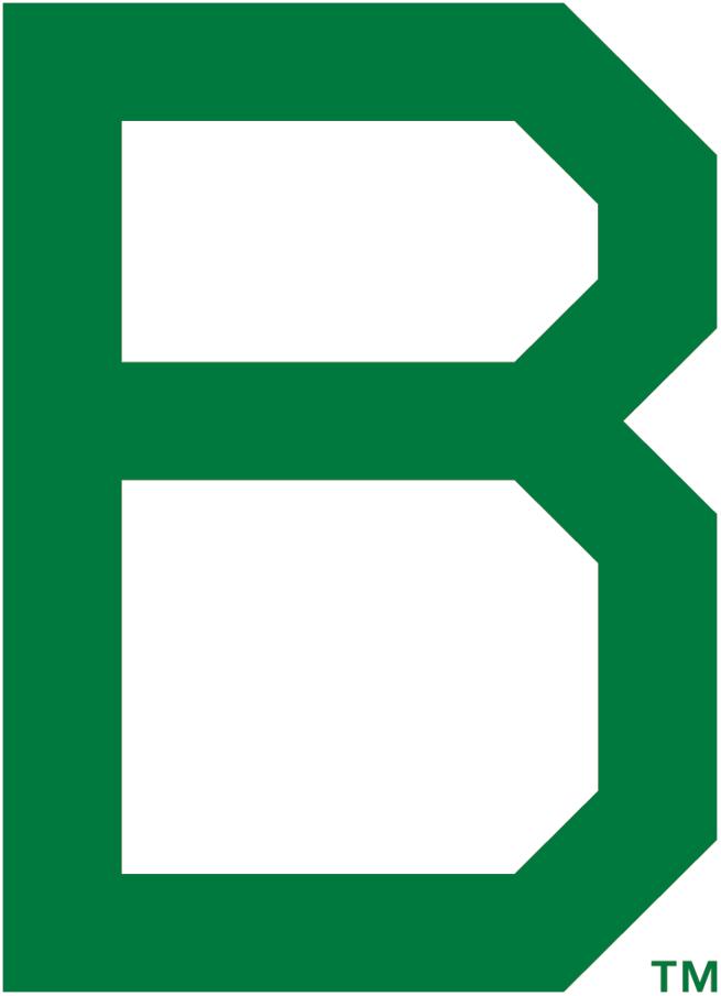 Brooklyn Dodgers Logo Primary Logo (1937) - A block, navy blue 'B' SportsLogos.Net
