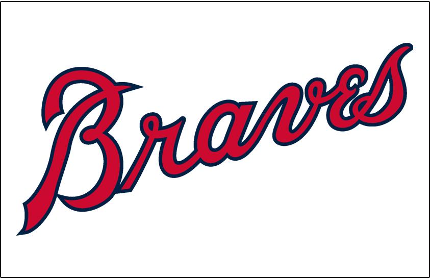 Milwaukee Braves Logo Jersey Logo (1963-1965) -  SportsLogos.Net