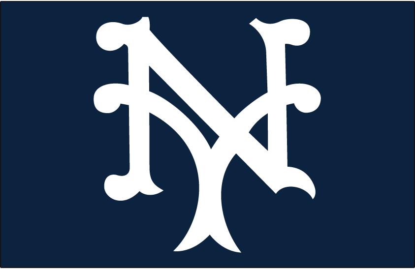 New York Giants Logo Primary Dark Logo (1917-1922) -  SportsLogos.Net