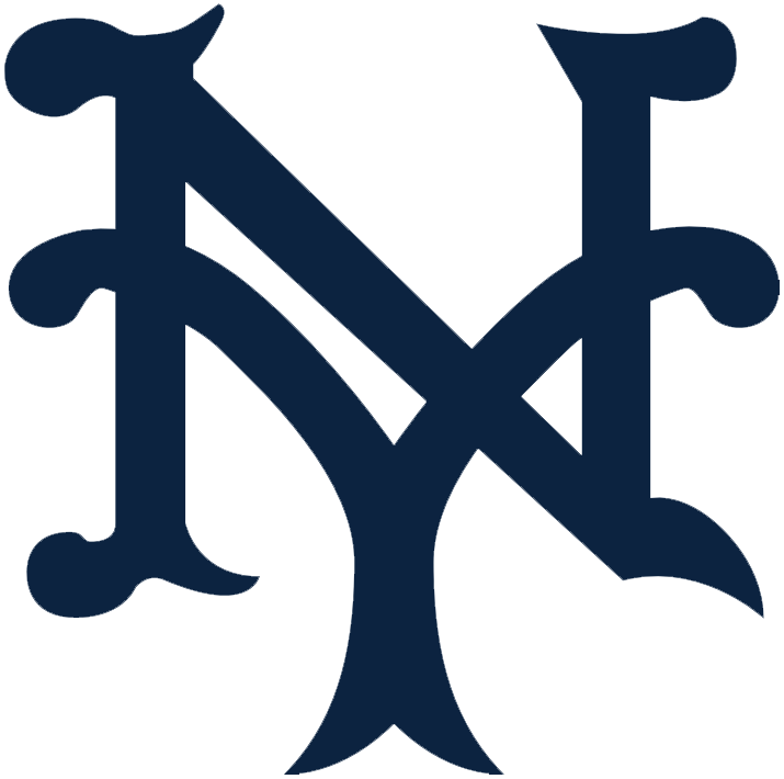 New York Giants Primary Logo National League Nl Chris