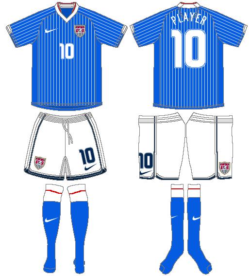 United States Uniform Special Event Uniform (2007) -  SportsLogos.Net