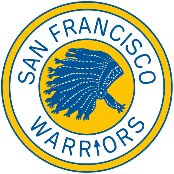 San Francisco Warriors Primary Logo - National Basketball ...