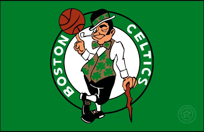 Boston Celtics Logo Primary Dark Logo (1996/97-Pres) -  SportsLogos.Net
