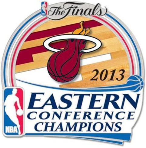 Miami Heat Logo Champion Logo (2012/13) - Miami Heat 2013 Eastern Conference Champions logo  SportsLogos.Net