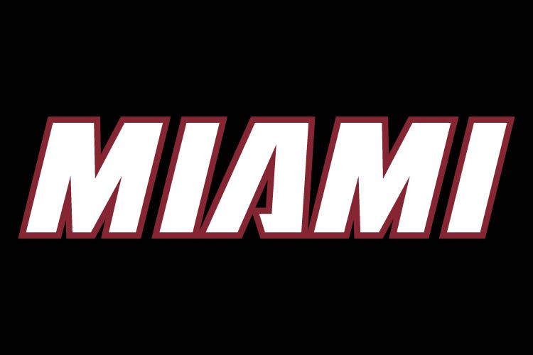 Miami Heat Logo Wordmark Logo (2012/13-Pres) - NEW road jersey script SportsLogos.Net