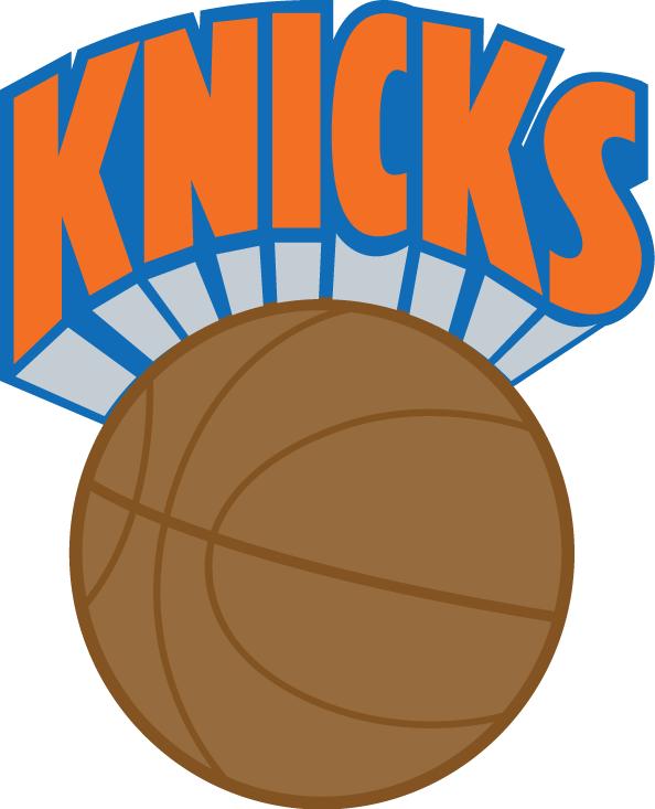 New York Knicks Logo Primary Logo (1983/84-1988/89) -  SportsLogos.Net