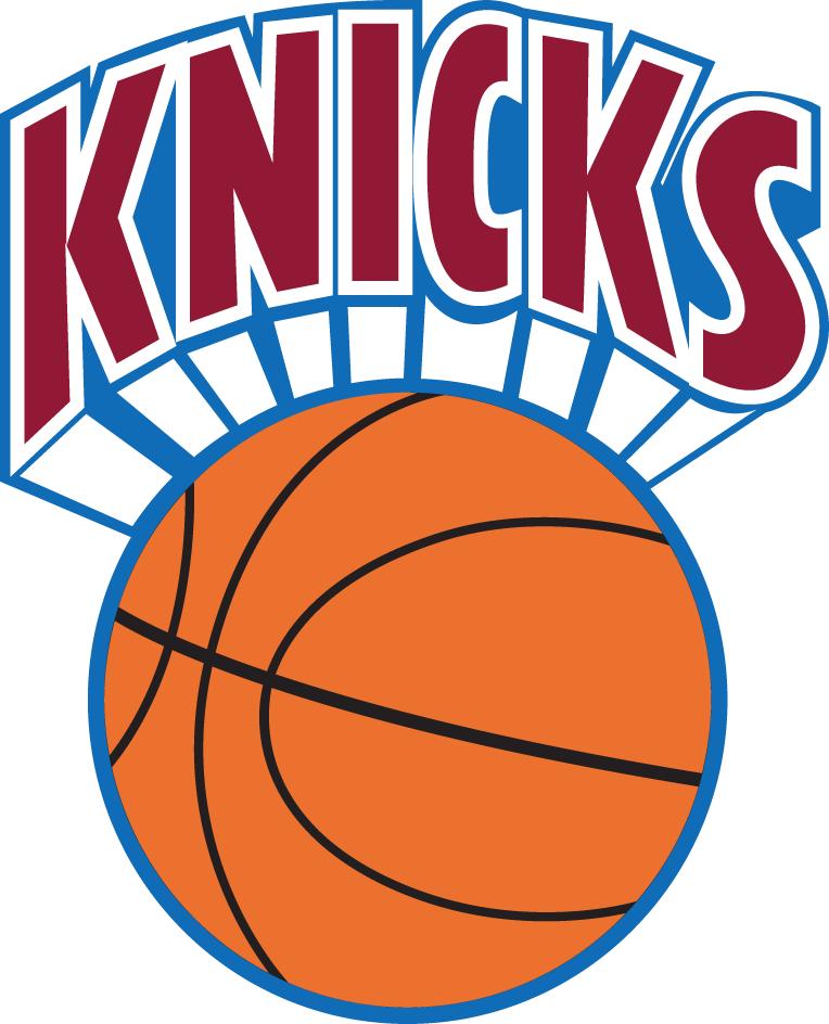 New York Knicks Logo Primary Logo (1979/80-1982/83) -  SportsLogos.Net