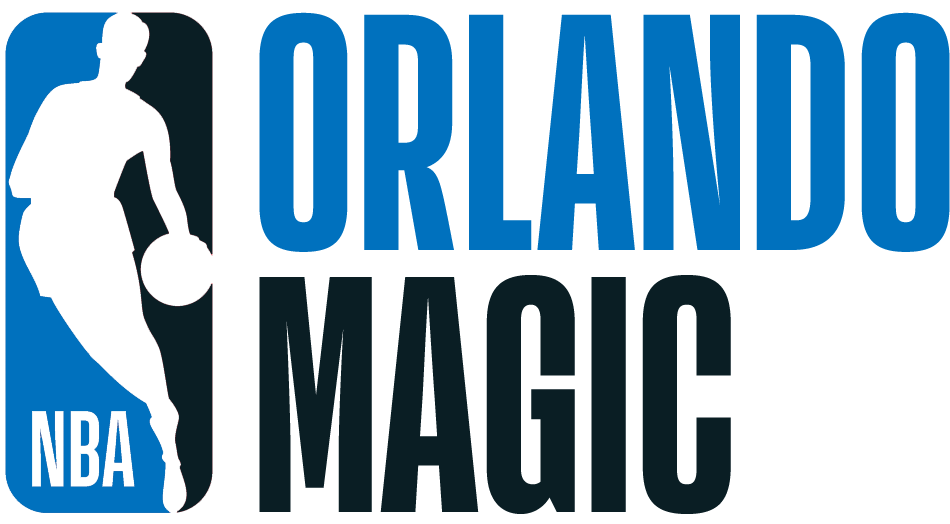 Orlando Magic Logo Misc Logo (2017/18) - Note: This is not a legitimate team logo, it was originally created by this site for an April Fool's Day joke using the NBA's standardized logo system in 2018 SportsLogos.Net