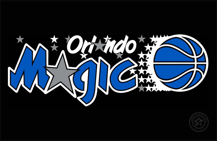 Orlando Magic Logo Primary Dark Logo (1998/99-1999/00) -  SportsLogos.Net