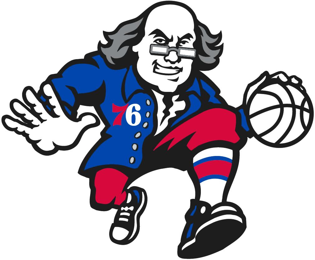 Philadelphia 76ers Logo Alternate Logo (2014/15-Pres) -  SportsLogos.Net