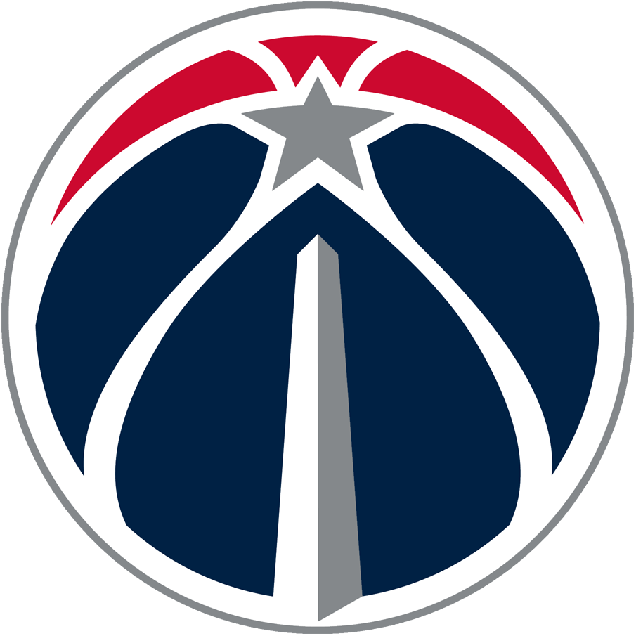 Image result for washington wizards logo