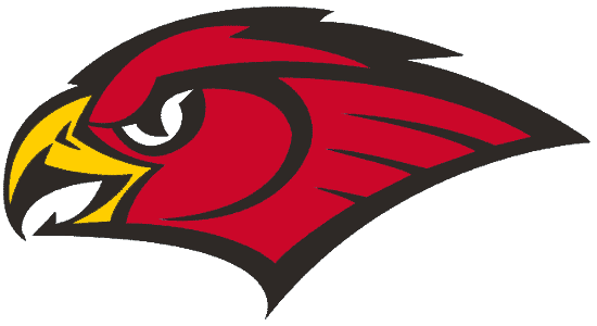 Atlanta Hawks Logo Alternate Logo (1998/99-2006/07) - Hawk head profile SportsLogos.Net