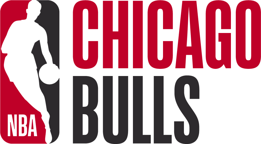Chicago Bulls Logo Misc Logo (2017/18) - Note: This is not a legitimate team logo, it was originally created by this site for an April Fool's Day joke using the NBA's standardized logo system in 2018 SportsLogos.Net
