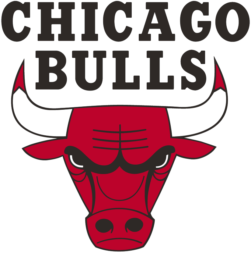 logo with red bull head