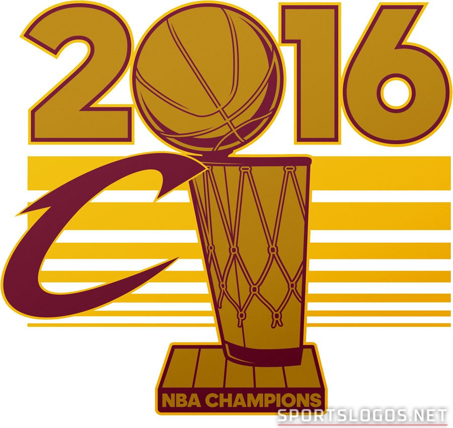 Cleveland Cavaliers Logo Champion Logo (2015/16) -  SportsLogos.Net