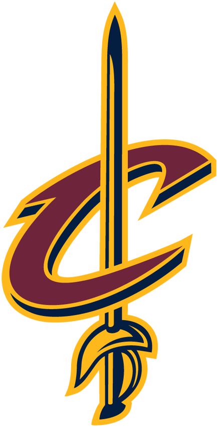 Cleveland Cavaliers Logo Alternate Logo (2017/18-Pres) -  SportsLogos.Net