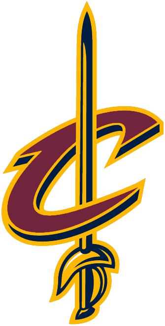 Cleveland Cavaliers Logo Alternate Logo (2010/11-2016/17) - Updated color scheme SportsLogos.Net