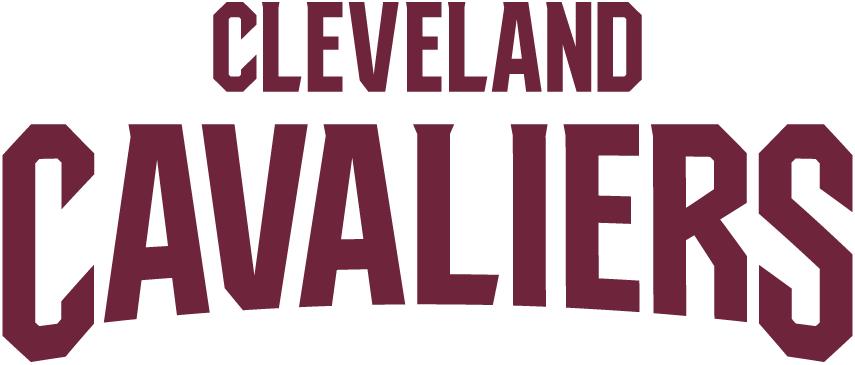Cleveland Cavaliers Logo Wordmark Logo (2017/18-Pres) -  SportsLogos.Net