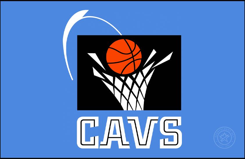 Cleveland Cavaliers Logo Primary Dark Logo (1994/95-2002/03) -  SportsLogos.Net
