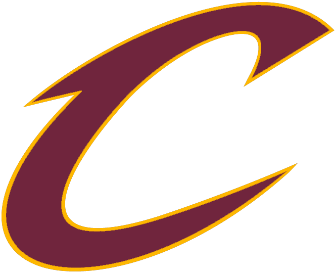 Cleveland Cavaliers Logo Alternate Logo (2010/11-Pres) - Updated color scheme SportsLogos.Net