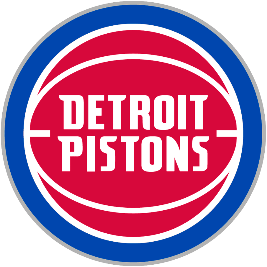 Detroit Pistons Logo Primary Logo (2017/18-Pres) -  SportsLogos.Net