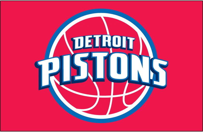 Detroit Pistons Logo Primary Dark Logo (2005/06-2016/17) -  SportsLogos.Net