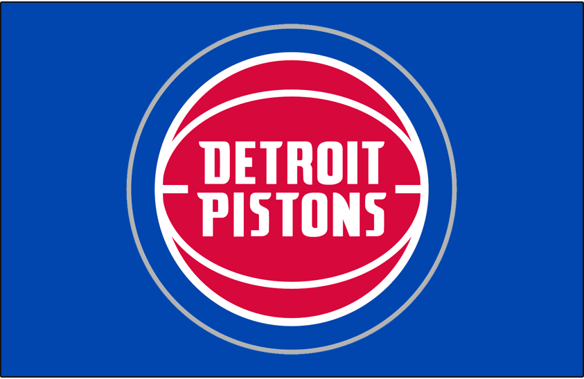 Detroit Pistons Logo Primary Dark Logo (2017/18-Pres) -  SportsLogos.Net