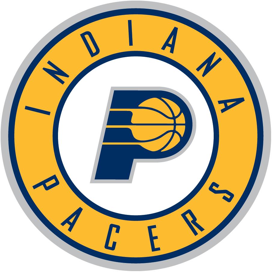 Indiana Pacers Logo Primary Logo (2017/18-Pres) - Alternate logo promoted to Global Logo for 2017-18 season SportsLogos.Net