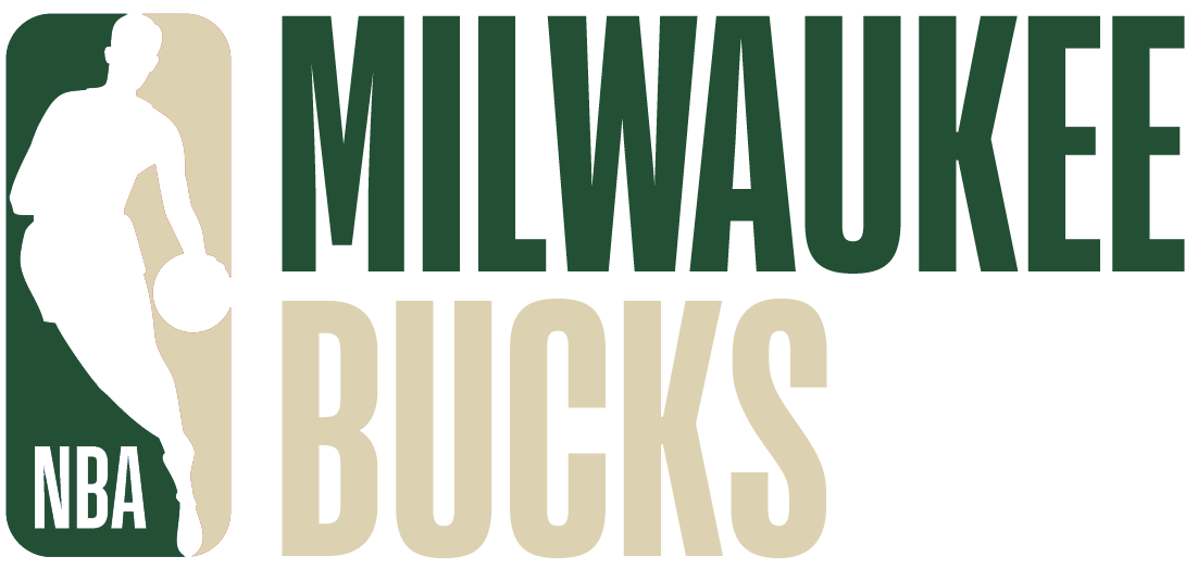 Milwaukee Bucks Logo Misc Logo (2017/18) - Note: This is not a legitimate team logo, it was originally created by this site for an April Fool's Day joke using the NBA's standardized logo system in 2018 SportsLogos.Net