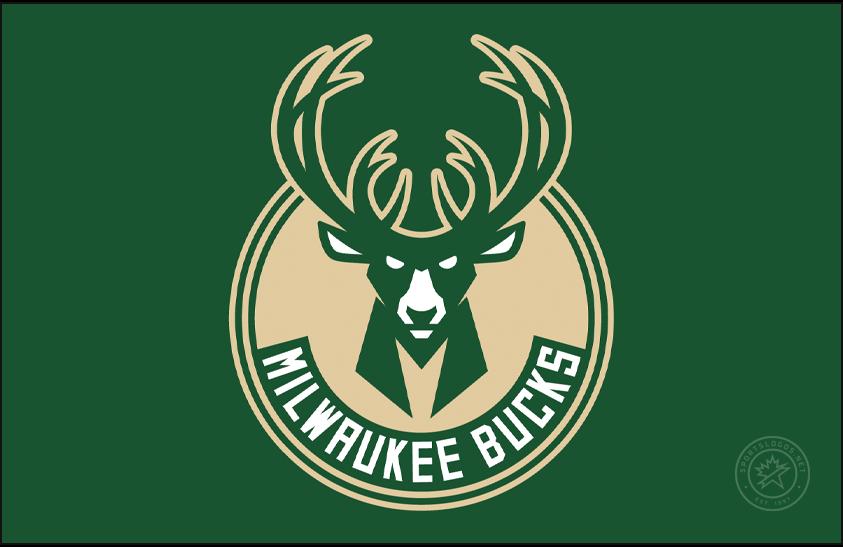 Milwaukee Bucks Logo Primary Dark Logo (2015/16-Pres) -  SportsLogos.Net