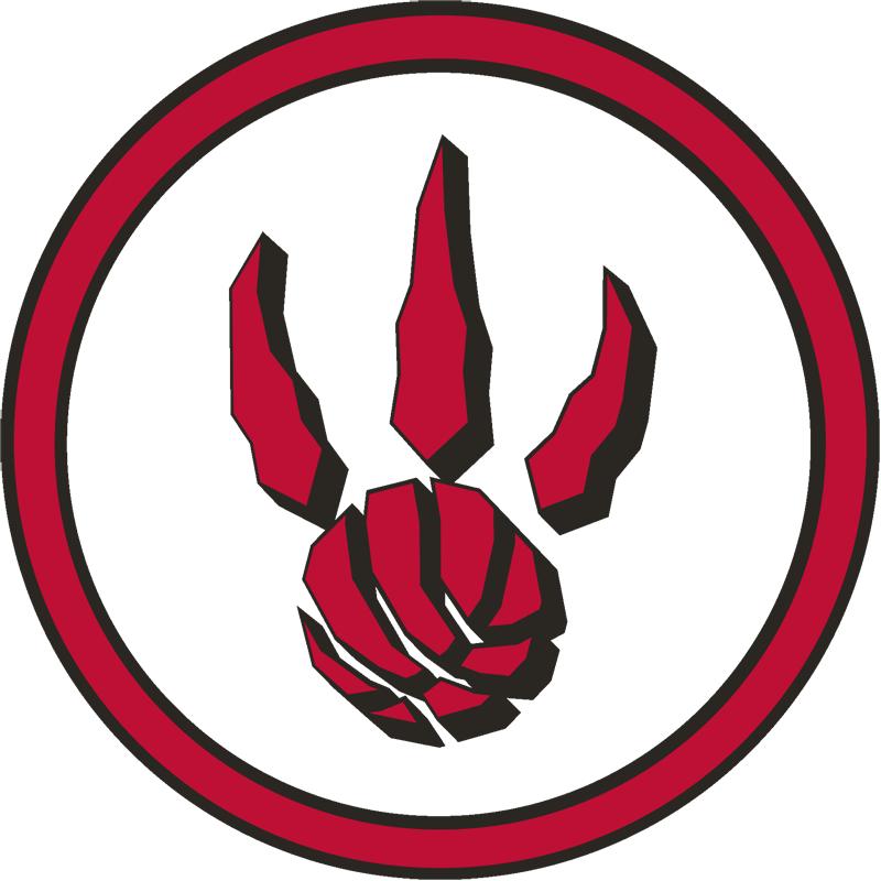 Toronto Raptors Logo Alternate Logo (2008/09-2011/12) -  SportsLogos.Net