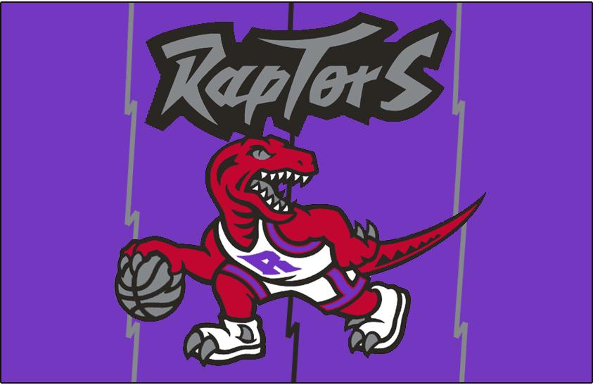 outlet store ed6c0 ed4df Toronto Raptors Jersey Logo - National Basketball ...