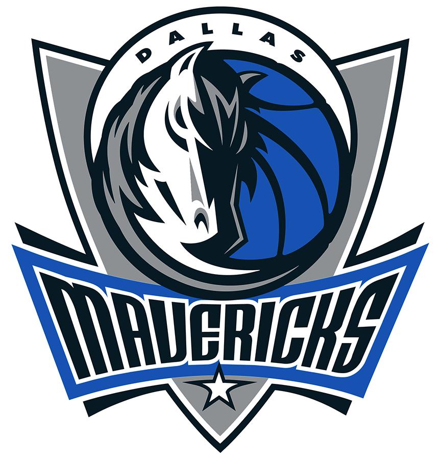 Dallas Mavericks Logo Primary Logo (2017/18-Pres) -  SportsLogos.Net