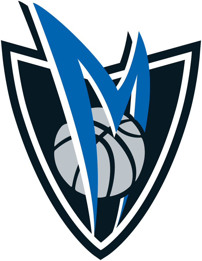 Dallas Mavericks Logo Alternate Logo (2017/18-Pres) -  SportsLogos.Net