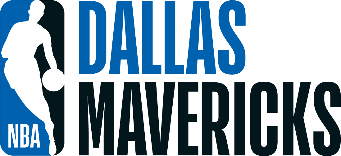 Dallas Mavericks Logo Misc Logo (2017/18) - Note: This is not a legitimate team logo, it was originally created by this site for an April Fool's Day joke using the NBA's standardized logo system in 2018 SportsLogos.Net