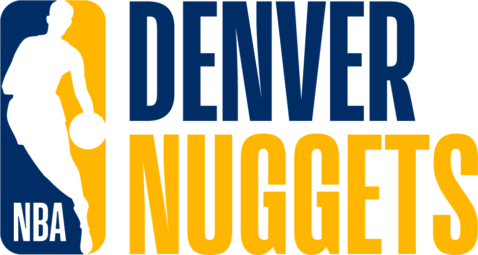 Denver Nuggets Logo Misc Logo (2017/18) - Note: This is not a legitimate team logo, it was originally created by this site for an April Fool's Day joke using the NBA's standardized logo system in 2018 SportsLogos.Net