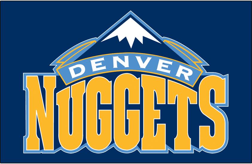 Denver Nuggets Logo Primary Dark Logo (2008/09-2017/18) -  SportsLogos.Net