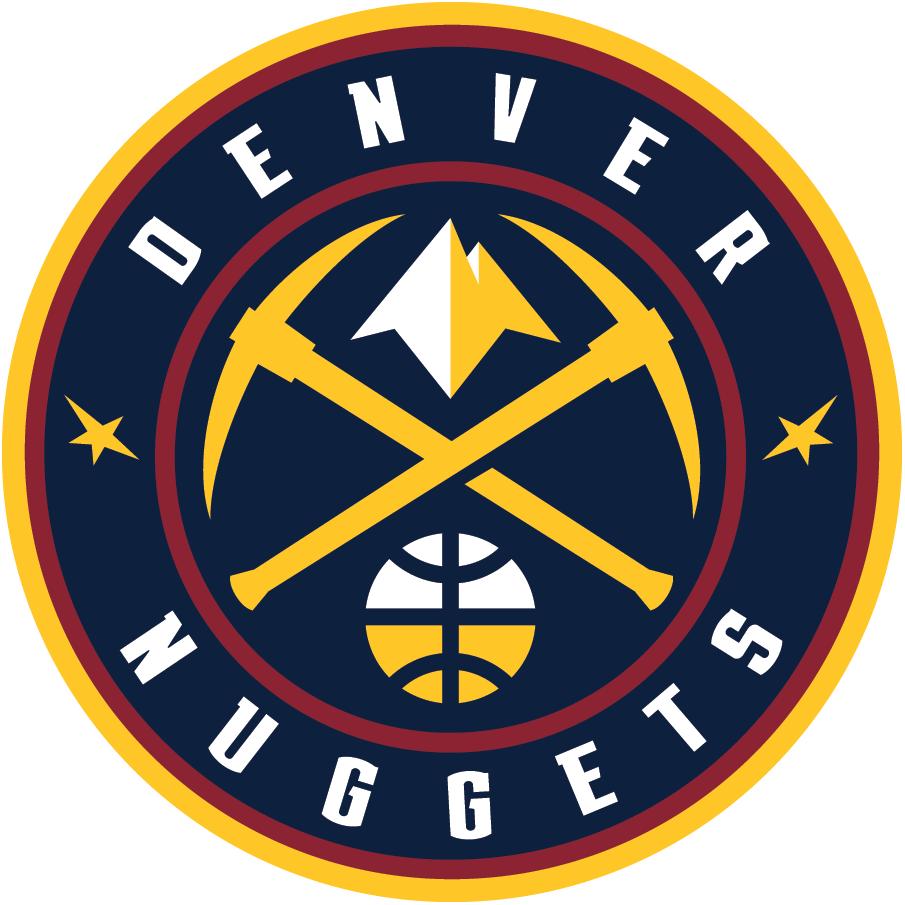 Denver Nuggets Primary Logo
