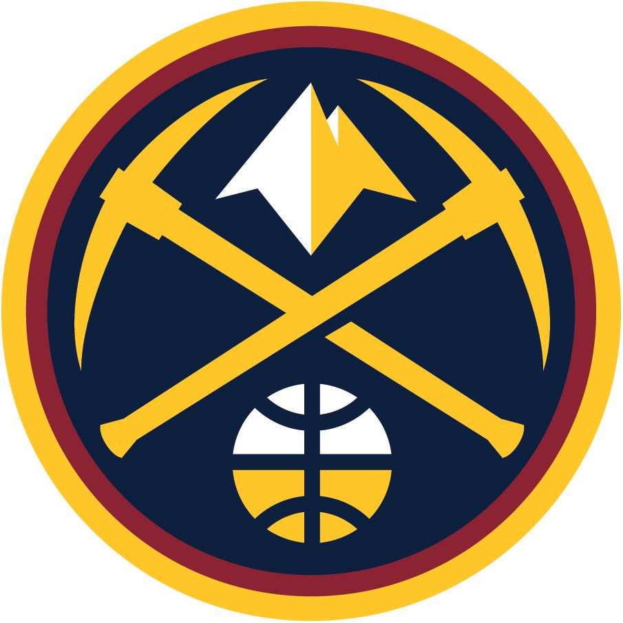 Denver Nuggets Players: Denver Nuggets Alternate Logo