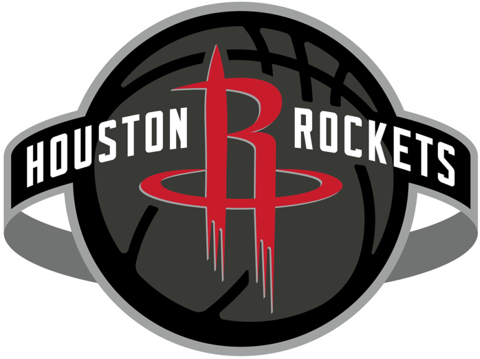 Houston Rockets Primary Logo National Basketball