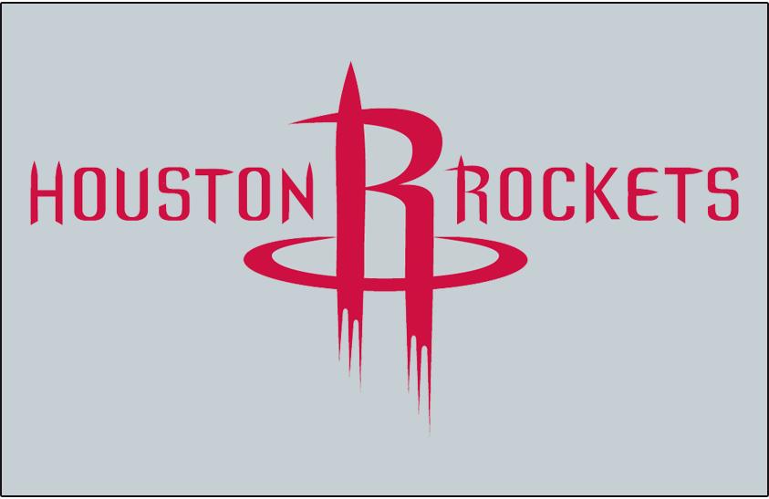 Houston Rockets Logo Primary Dark Logo (2003/04-2018/19) -  SportsLogos.Net