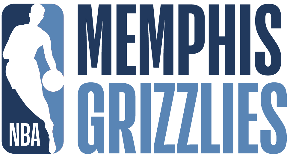 Memphis Grizzlies Logo Misc Logo (2017/18) - Note: This is not a legitimate team logo, it was originally created by this site for an April Fool's Day joke using the NBA's standardized logo system in 2018 SportsLogos.Net