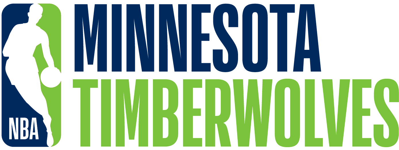 Minnesota Timberwolves Logo Misc Logo (2017/18) - Note: This is not a legitimate team logo, it was originally created by this site for an April Fool's Day joke using the NBA's standardized logo system in 2018 SportsLogos.Net