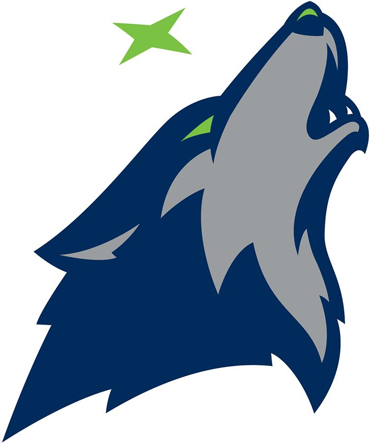Minnesota Timberwolves Logo Alternate Logo (2017/18-Pres) -  SportsLogos.Net