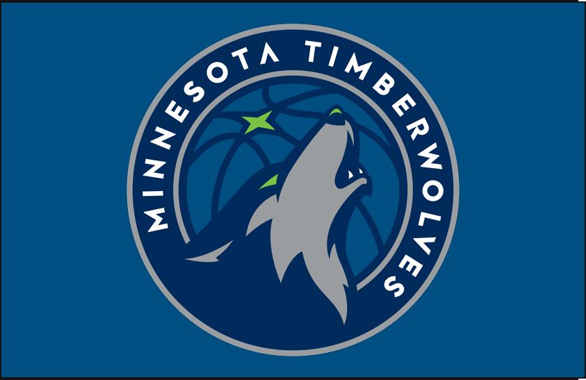 Minnesota Timberwolves Logo Primary Dark Logo (2017/18-Pres) -  SportsLogos.Net