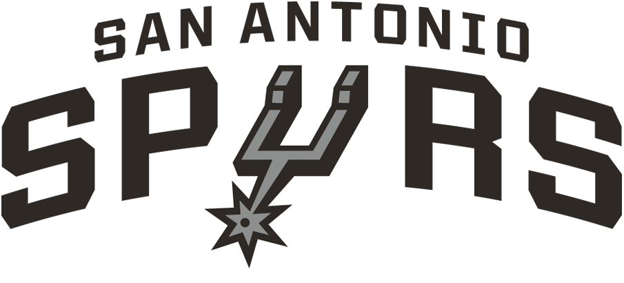 San Antonio Spurs Logo Primary Logo (2017/18-Pres) -  SportsLogos.Net
