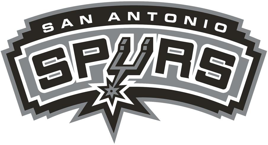 San Antonio Spurs Primary Logo National Basketball Association Nba Chris Creamer S Sports Logos Page Sportslogos Net