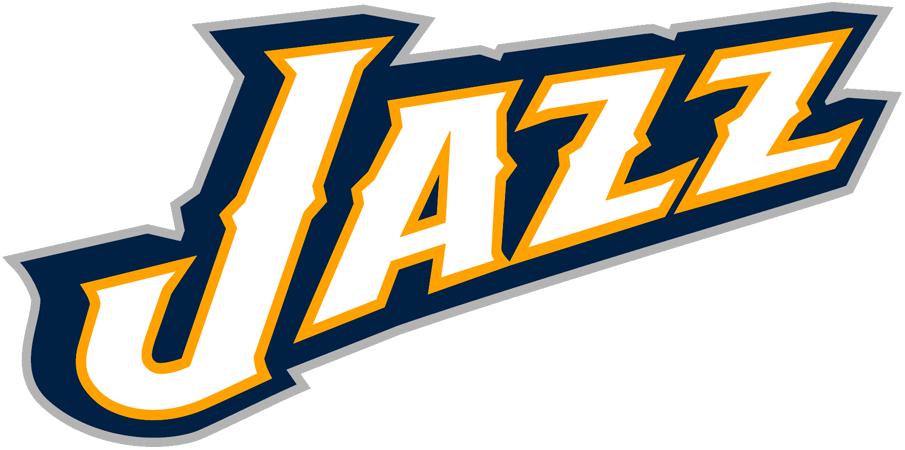 Utah Jazz Logo Alternate Logo (2010/11-2015/16) - Partial Logo SportsLogos.Net