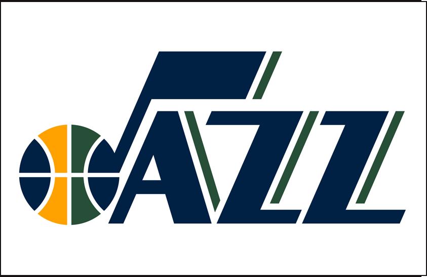 Utah Jazz Logo Jersey Logo (2010/11-Pres) - Home Jersey Wordmark SportsLogos.Net